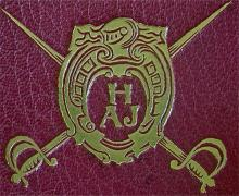 Johnstone, Henry Arthur (1861)  (Stamp 1)