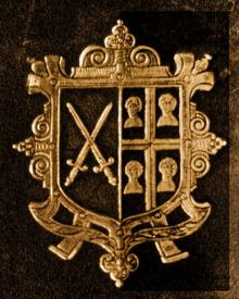 Juxon, William, Archbishop of Canterbury (1582 - 1663) (Stamp 1)
