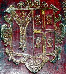 Juxon, William, Archbishop of Canterbury (1582 - 1663) (Stamp 4)