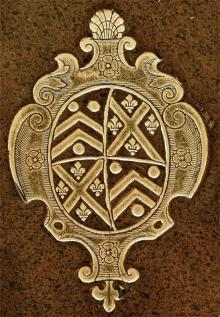 Kedermister, John, Sir (Stamp 1)