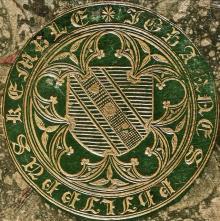 Kemble, John Philip (1757 - 1823) (Stamp 1)