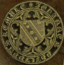 Kemble, John Philip (1757 - 1823) (Stamp 2)
