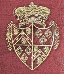 Ker, John, 3rd Duke of Roxburghe (1740 - 1804) (Stamp 2)