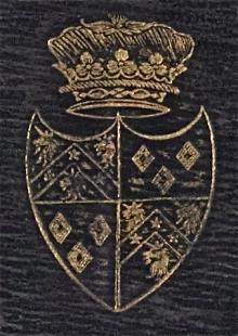 Ker, John, 3rd Duke of Roxburghe (1740 - 1804) (Stamp 3)