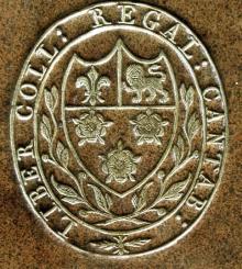 King's College Cambridge (Stamp 1)