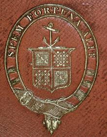 Kinnear, John Gardiner (1794 - 1865) (Stamp 1)
