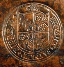 Knight, John (1600) (Stamp 1)