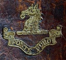 Lake, James Winter, Sir, 3rd Baronet (Stamp 1)