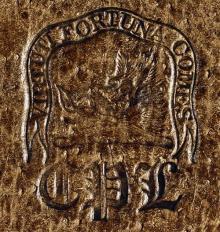 Lang, Charles Porcher (Stamp 1)