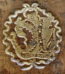 Latton, William (1653) (Stamp 2)
