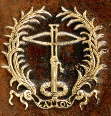 Latton, William (1653) (Stamp 3)