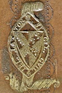 Latton, William (1653) (Stamp 5)