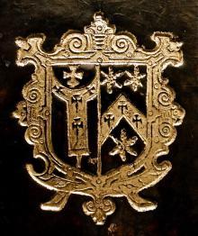 Laud, William, Archbishop of Canterbury (1573 - 1645) (Stamp 1)