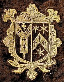 Laud, William, Archbishop of Canterbury (1573 - 1645) (Stamp 2)