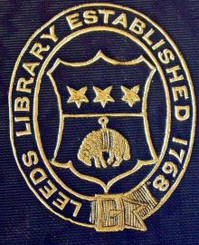 Leeds Library (Stamp 1)