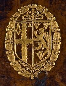 Leigh, Thomas, 1st Baron Leigh of Stoneleigh  (1596 - 1672) (Stamp 1)