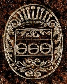 Leslie, James, 2nd Count Leslie and Baron de Balquhane  (Stamp 1)