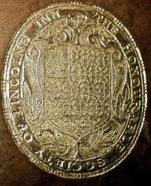 Lincoln's Inn (Stamp 1)