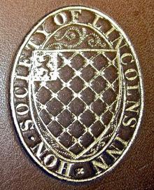 Lincoln's Inn (Stamp 3)