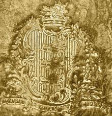 Lloyd, Richard Middleton Massie (1751) (Stamp 1)