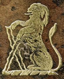 Longe, Francis (1726 - 1776) (Stamp 3)
