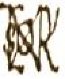 Lorkin, Thomas (1528-1591  (Stamp 1)