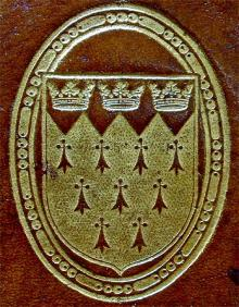 Lytton, Rowland, Sir (1562 - 1615) (Stamp 1)