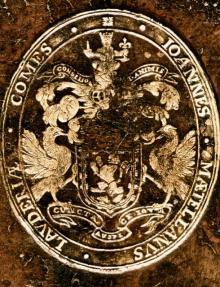 Maitland, John, 1st Duke of Lauderdale (1616 - 1682) (Stamp 1)