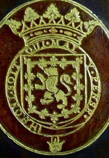 Maitland, John, 1st Duke of Lauderdale (1616 - 1682) (Stamp 2)