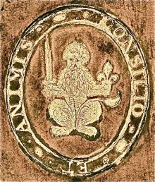 Maitland, John, 1st Earl of Lauderdale  (Stamp 1)