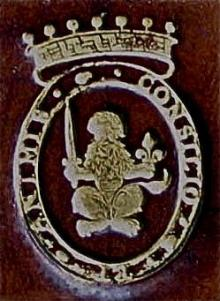 Maitland, John, 1st Earl of Lauderdale  (Stamp 2)