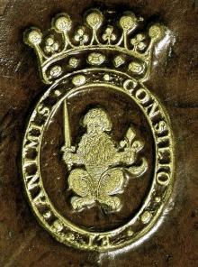 Maitland, John, 1st Earl of Lauderdale  (Stamp 3)