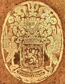 Maitland, John, 1st Earl of Lauderdale  (1580-1645)  (Stamp 4)