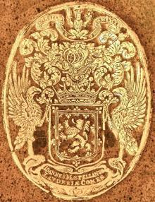 Maitland, John, 1st Earl of Lauderdale  (Stamp 4)