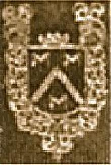 Mansell, Thomas, 1st Baron Mansell, of Margam (Stamp 1)