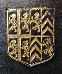 Matthew, Tobias, Archbishop of York (1546 - 1628) (Stamp 1)