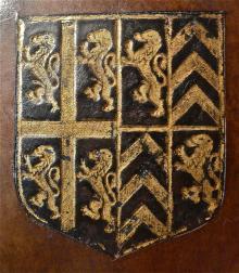 Matthew, Tobias, Archbishop of York (1546 - 1628) (Stamp 2)