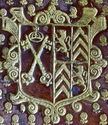 Matthew, Tobias, Archbishop of York (1546 - 1628) (Stamp 3)