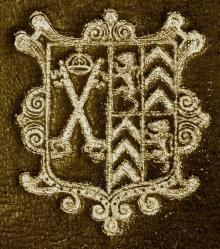 Matthew, Tobias, Archbishop of York (1546 - 1628) (Stamp 4)