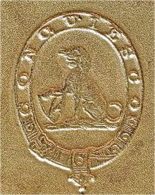 Metcalfe, Thomas Theophilus, Sir, 4th Baronet (1795 - 1853) (Stamp 1)