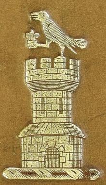 Meyrick, Samuel Rush, Sir (1783 - 1848) (Stamp 1)