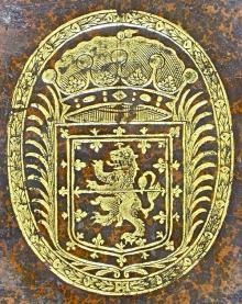 Middleton, Charles, 2nd Earl of Middleton  (1640 - 1719) (Stamp 1)