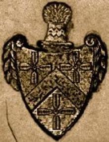 Milnes, James (1755 - 1805) (Stamp 1)
