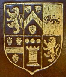 Mompesson, Thomas, Sir (Stamp 1)
