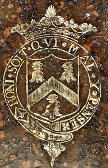 Monck, Christopher, 2nd Duke of Albermarle  (1650 - 1688) (Stamp 1)