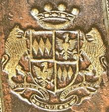 Montagu, Charles, 1st Earl of Halifax (1661 - 1715) (Stamp 1)