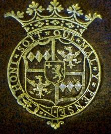 Montagu, John, 2nd Duke of Montagu (1689 - 1749) (Stamp 1)