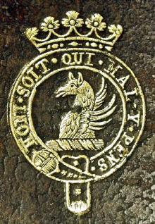 Montagu, John, 2nd Duke of Montagu (1689 - 1749) (Stamp 2)
