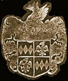 Montagu, Ralph, 1st Duke of Montagu (1638 - 1709) (Stamp 1)
