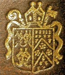 Moore, John, Bishop of Norwich (1646 - 1714) (Stamp 1)